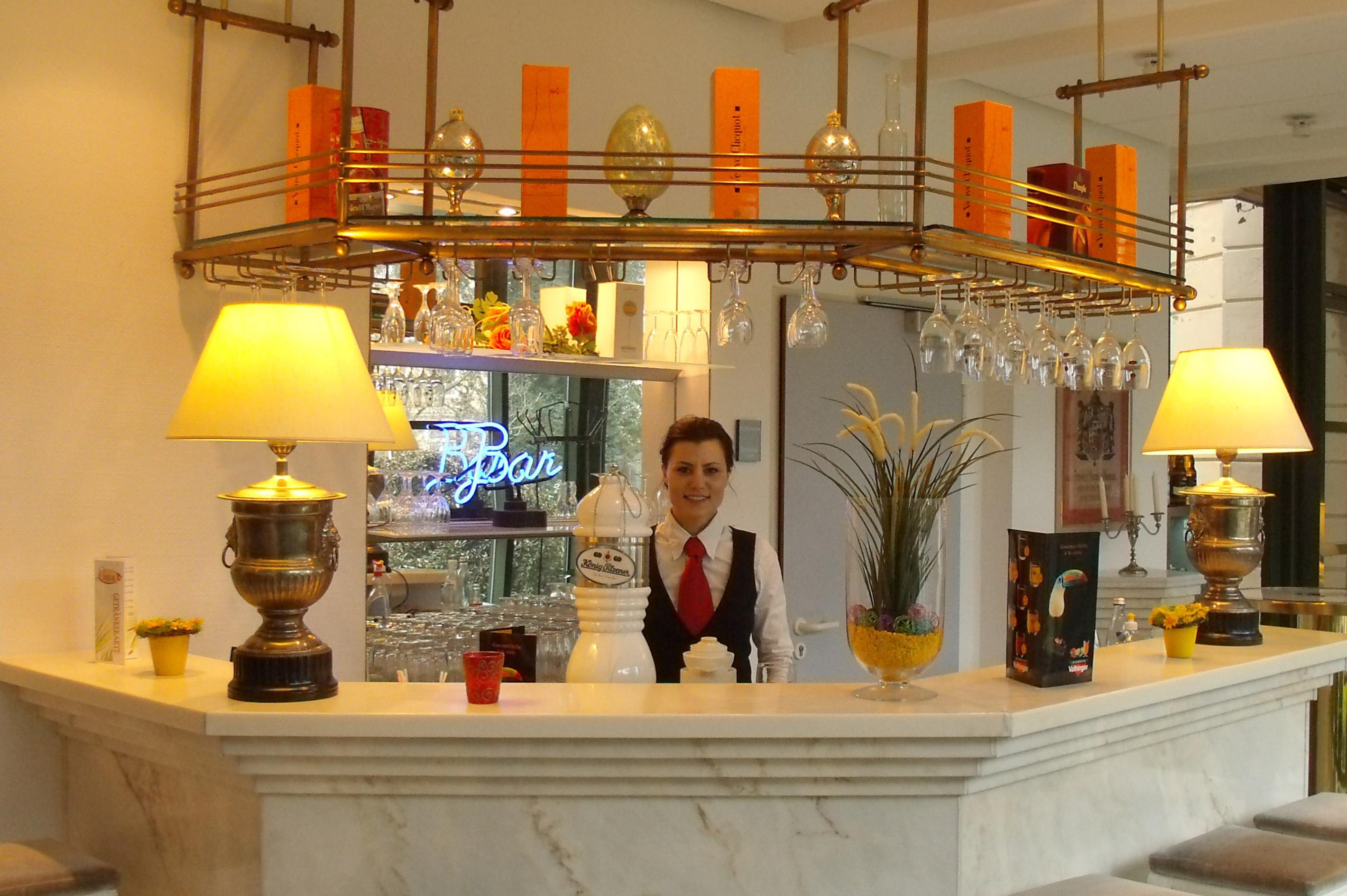 Grandhotel Esplanade Bad Nenndorf - Bar
