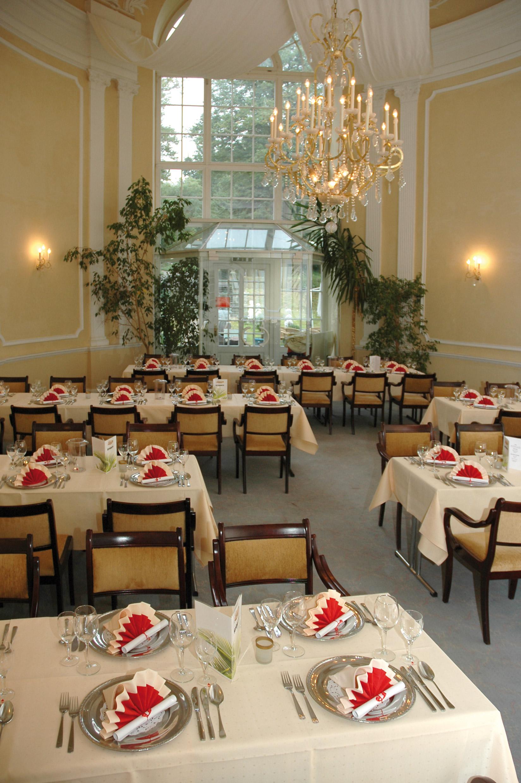 historischer Rosensaal